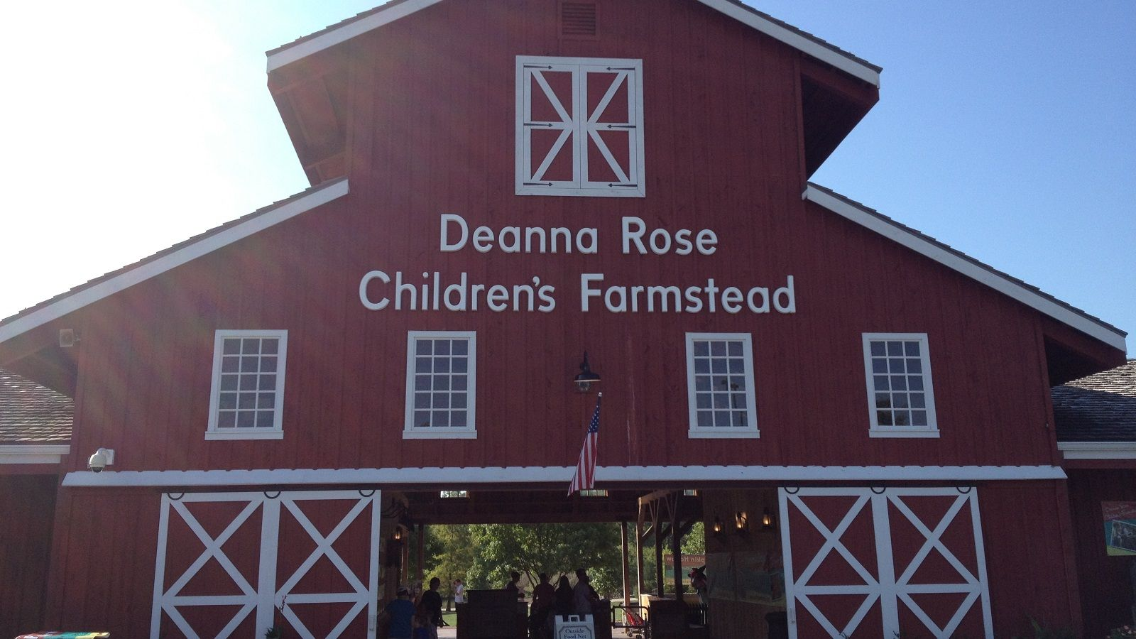 Sheraton Overland Park Hotel at the Convention Center - Deanna Rose Children's Farmstead