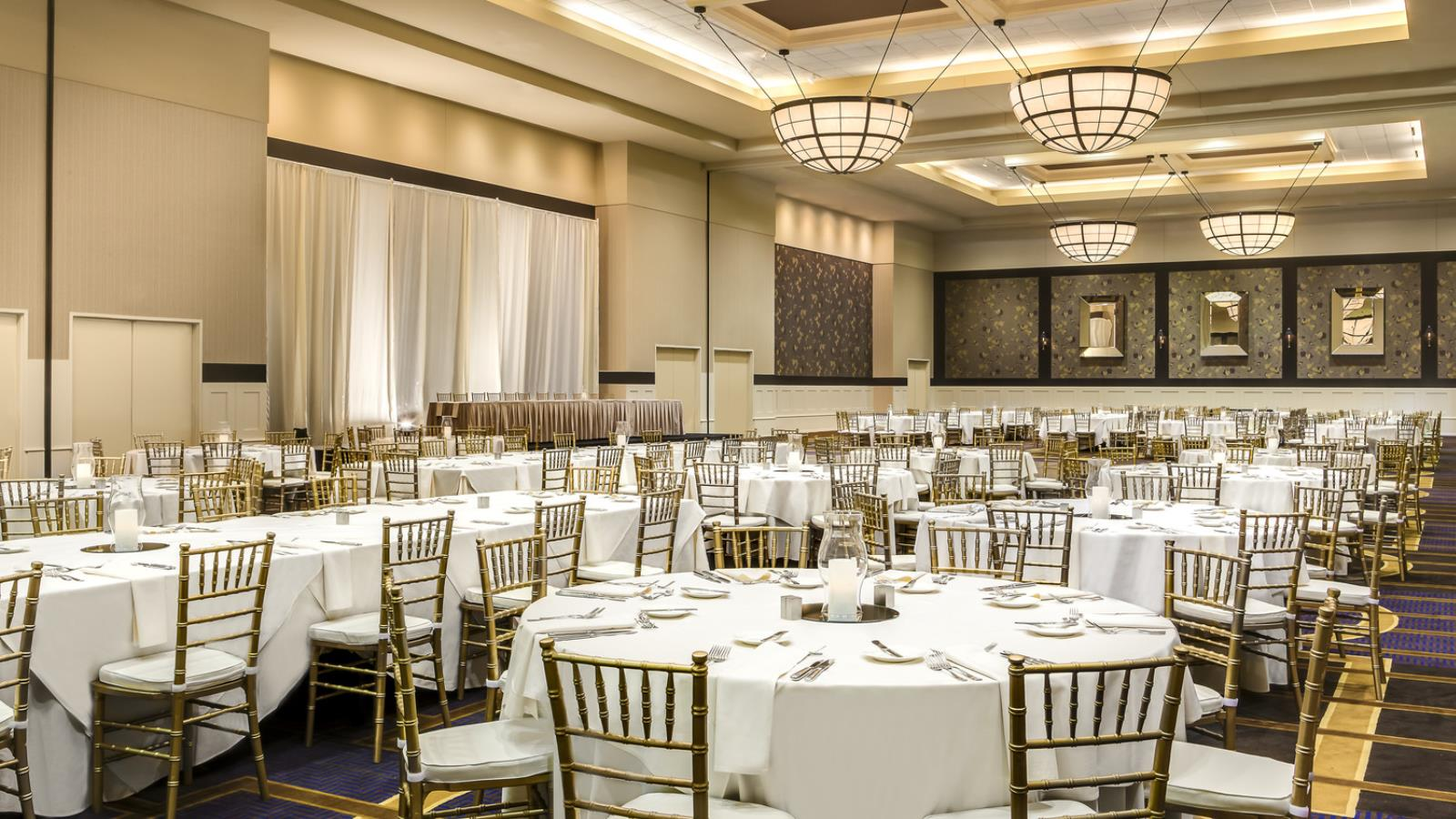 Sheraton Overland Park Hotel at the Convention Center - Meeting Rooms