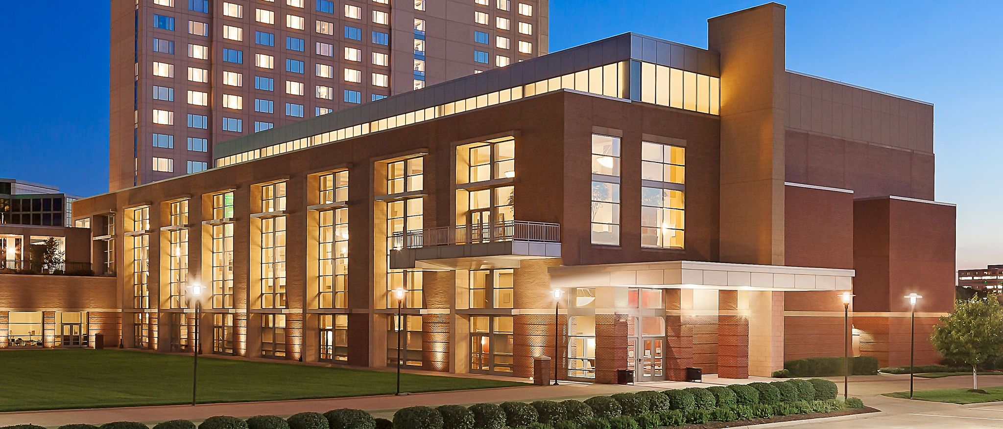 green kansas city hotels eco friendly kansas city hotels sheraton overland park hotel exterior